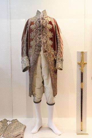 拿破仑的朝服
