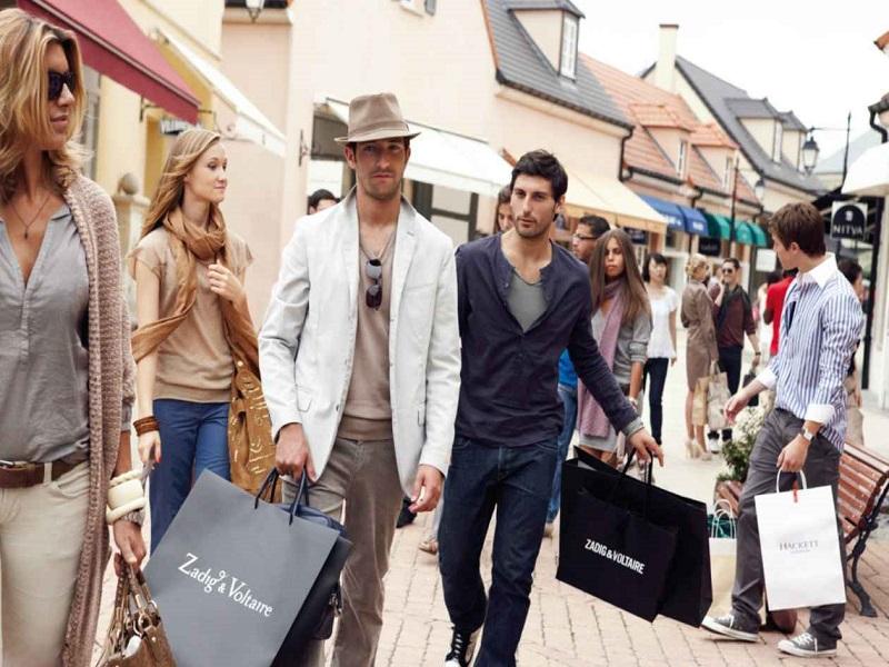 法国时尚购物导购服务