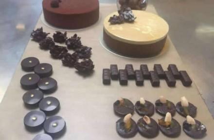 巧克力课程