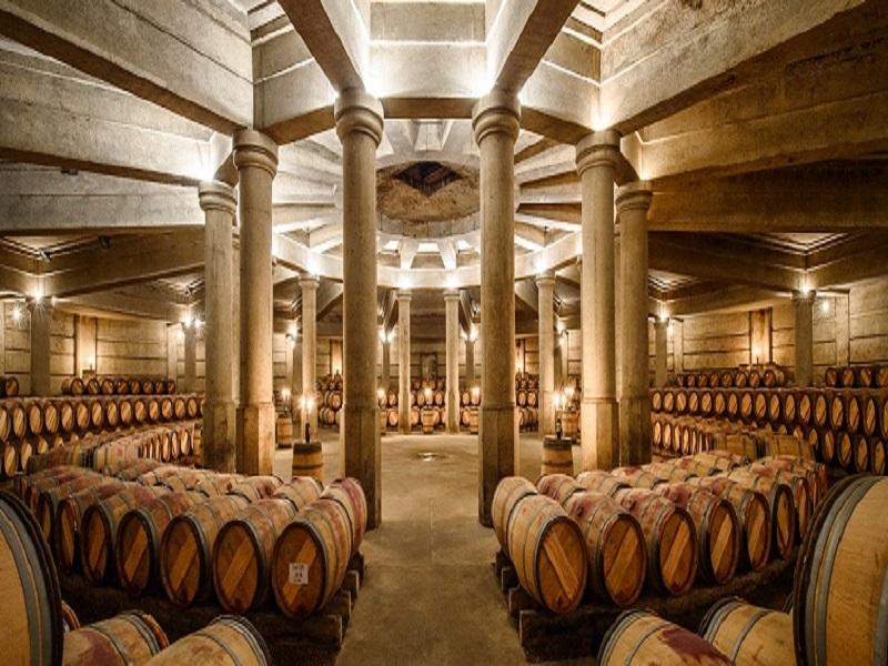 拉菲酒庄酒窖