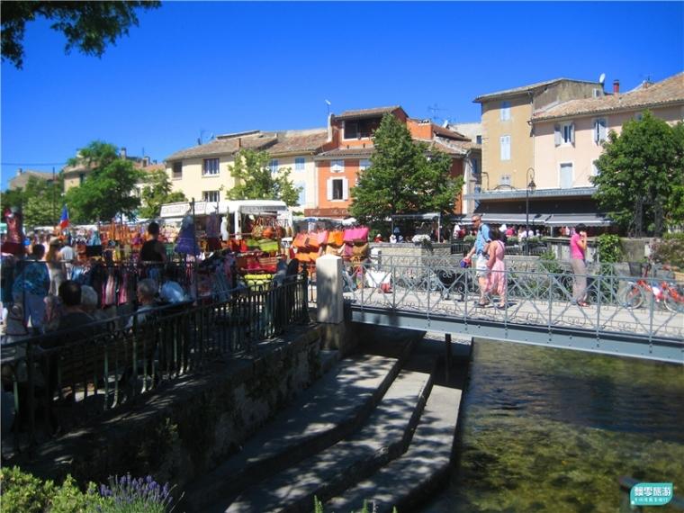 普罗旺斯旅游-法国小镇