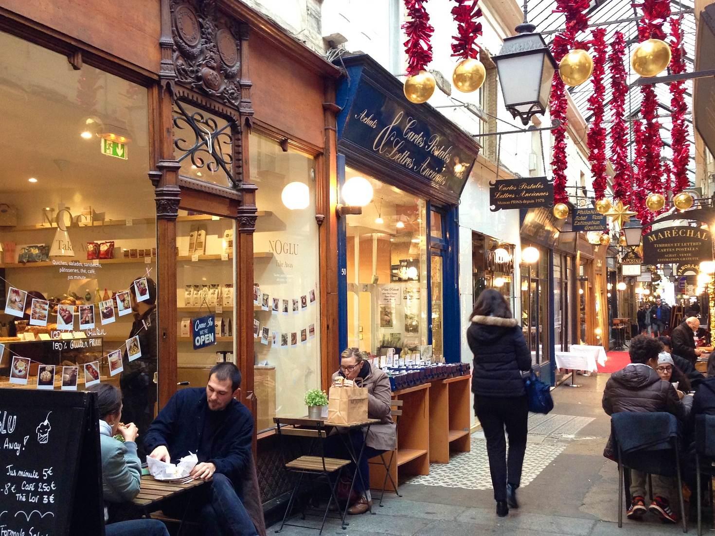 巴黎街头美食