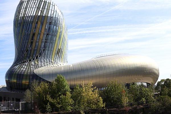 法国波尔多红酒城