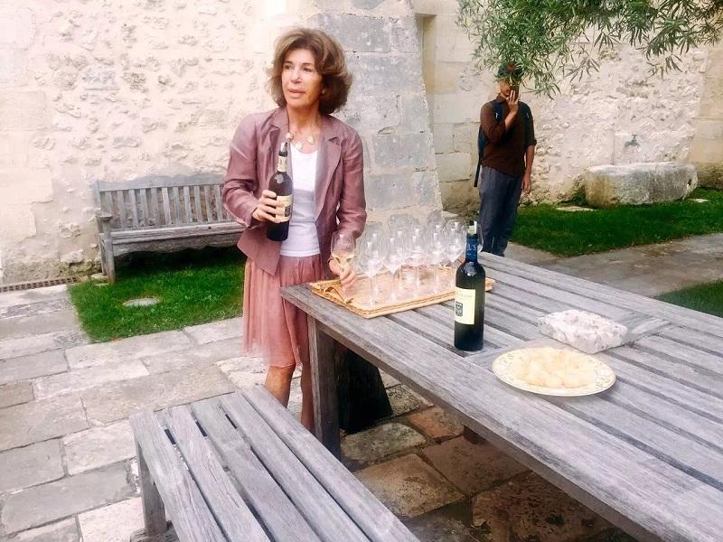 波尔多圣爱美隆酒庄参观
